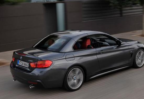BMW 3 Series Cabrio (E93) Specifications hatchback