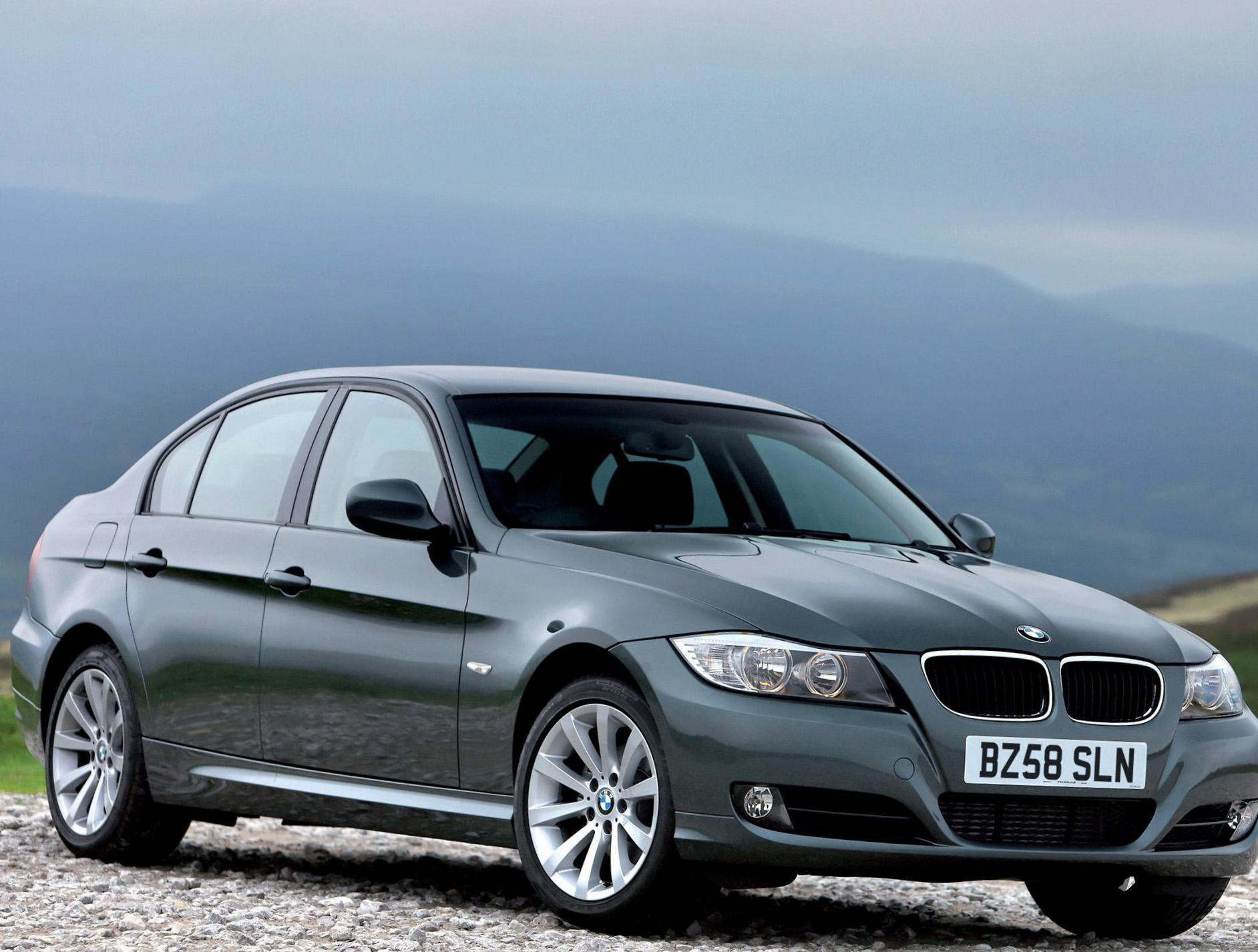 BMW 3 Series Sedan (E90) review 2010