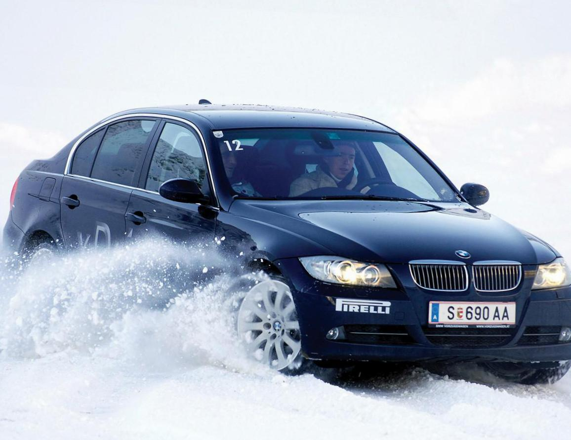BMW 3 Series Sedan (E90) Specifications liftback