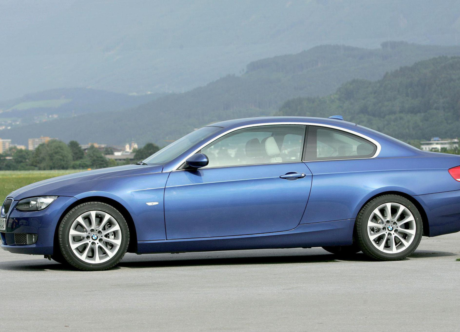 3 Series Coupe (E92) BMW approved 2012