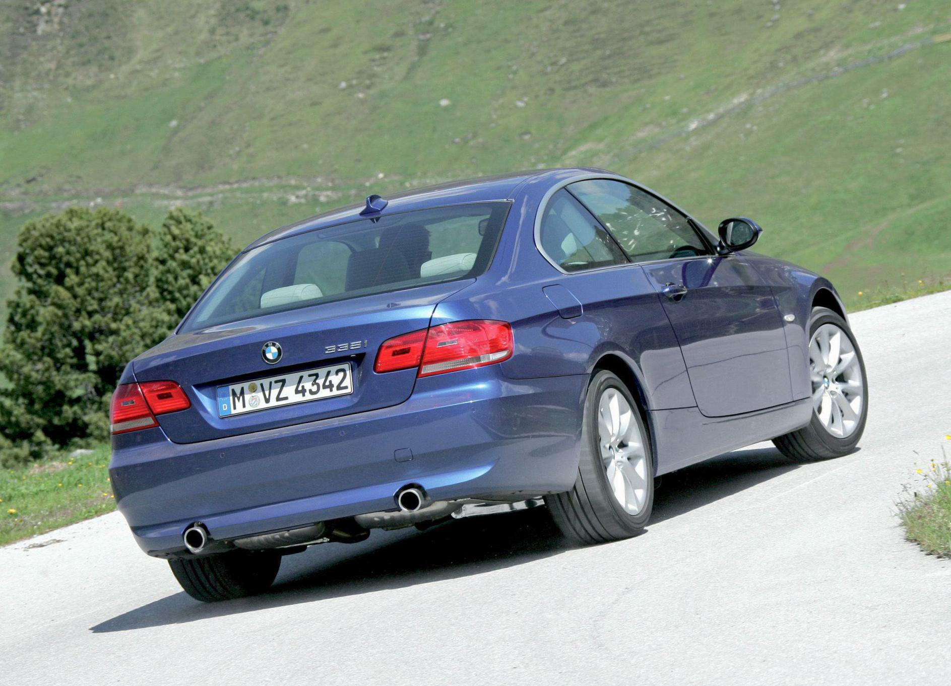 3 Series Coupe (E92) BMW auto suv