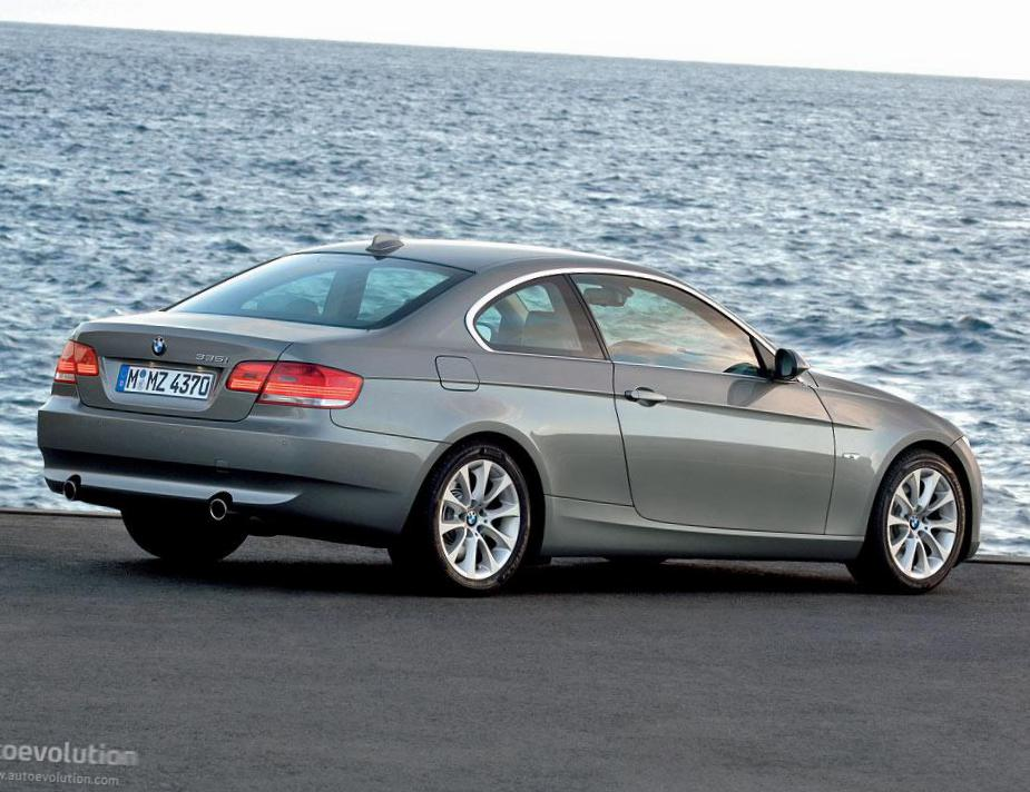 Bmw 3 Series Coupe E92 Photos And Specs Photo Bmw 3 Series Coupe