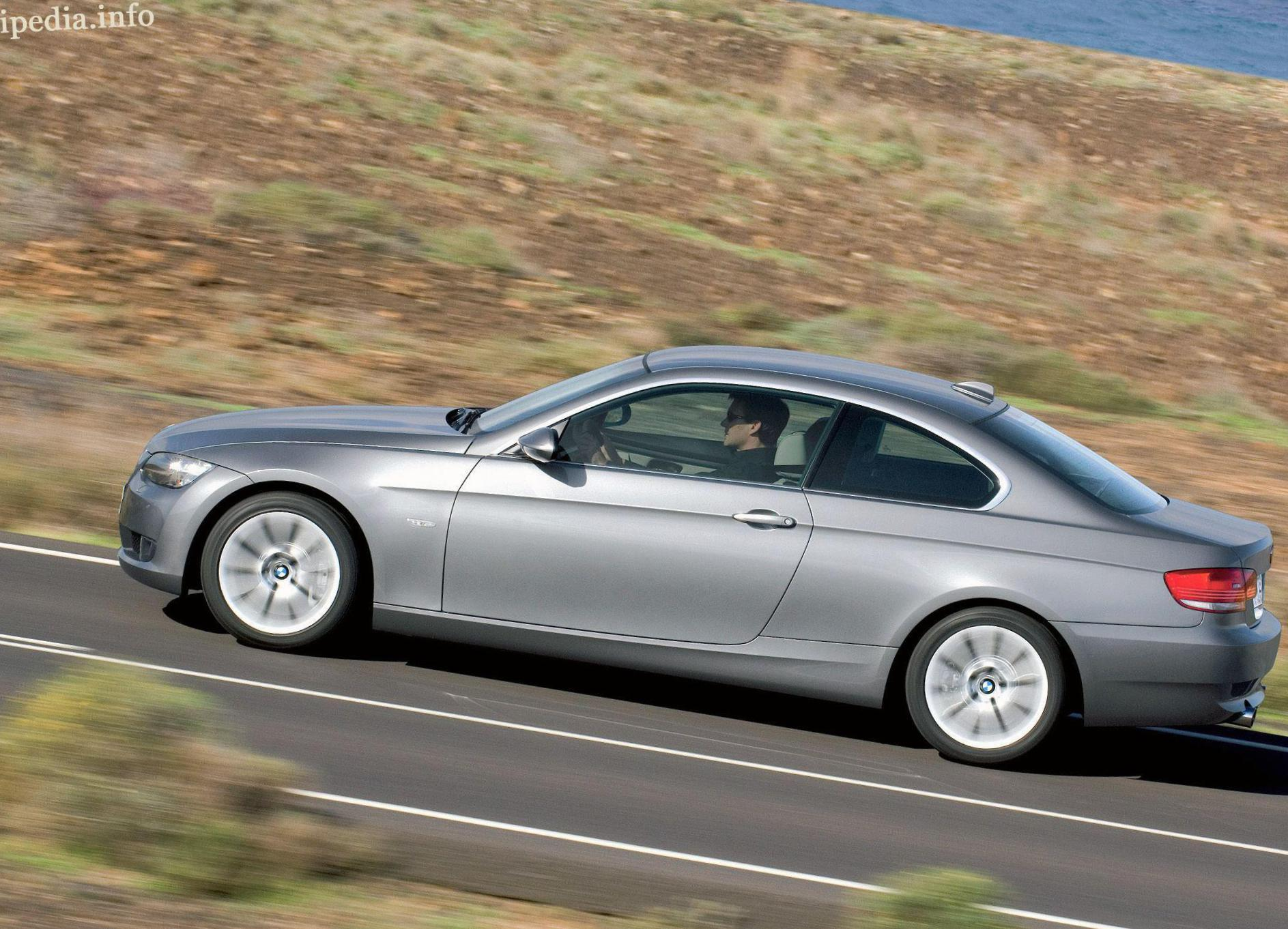 BMW 3 Series Coupe (E92) Specification 2011