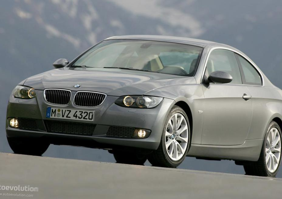 BMW 3 Series Coupe (E92) usa hatchback