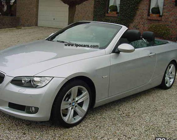3 Series Cabrio (E93) BMW tuning 2010