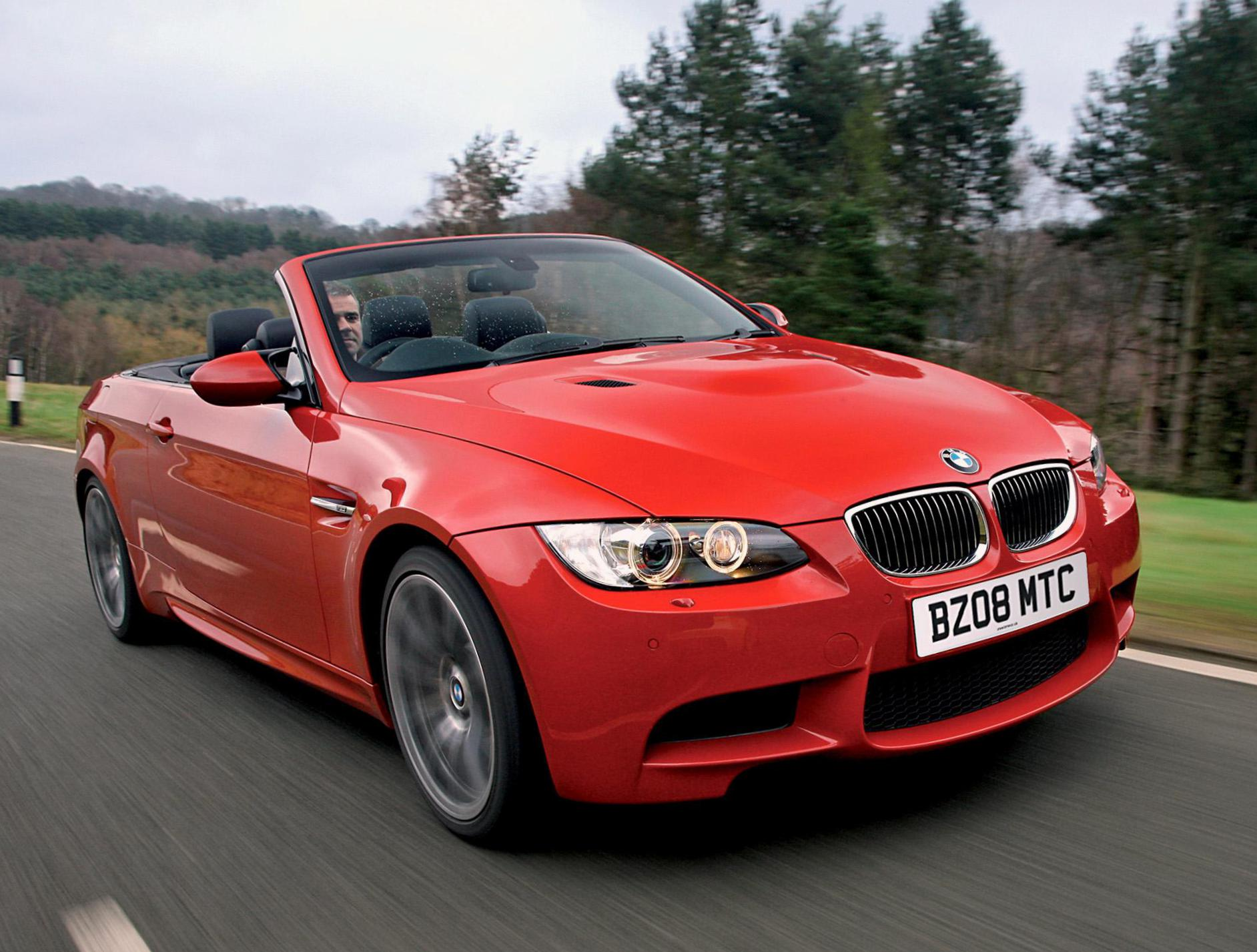 BMW 3 Series Cabrio (E93) reviews 2013