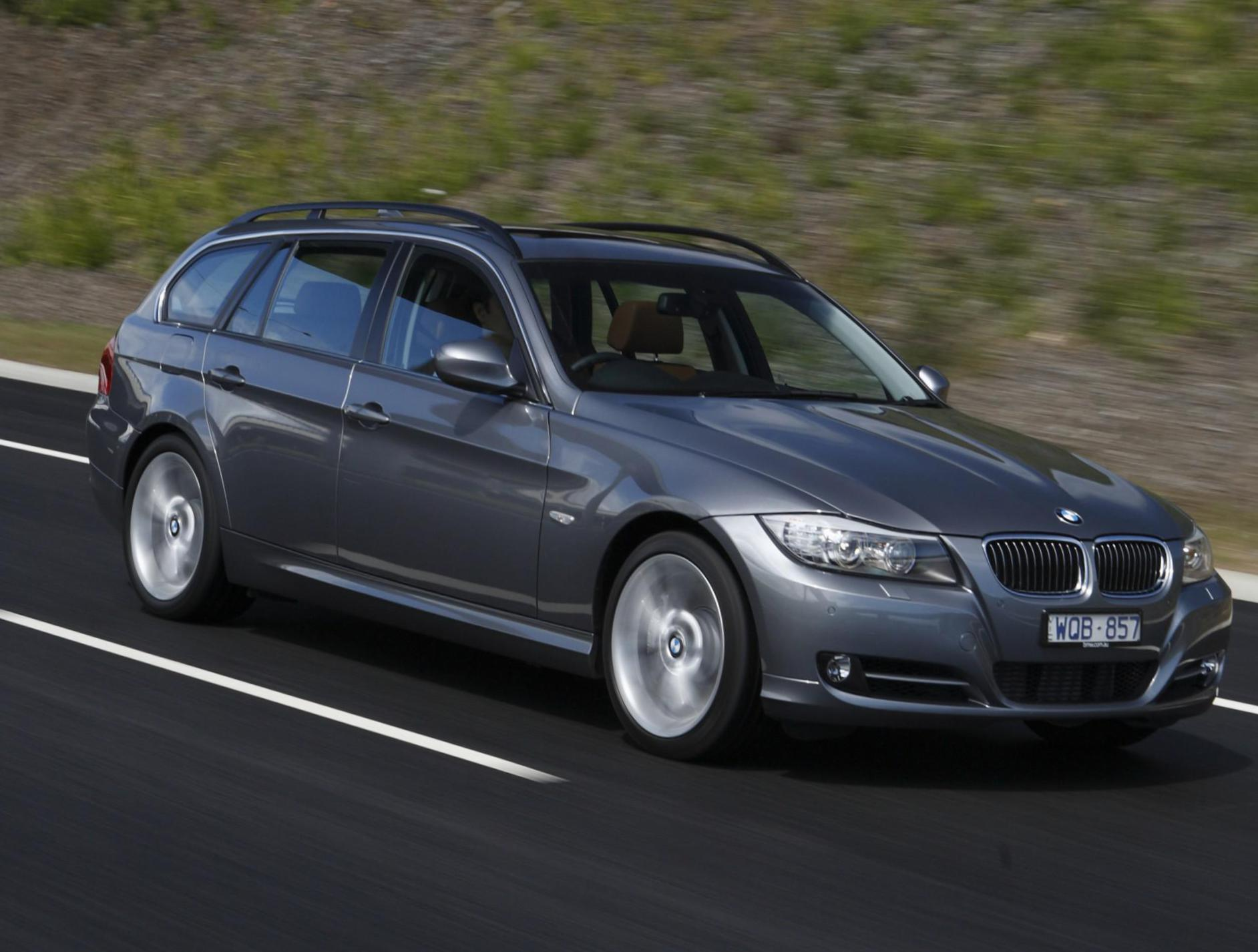 3 Series Touring (E91) BMW approved liftback