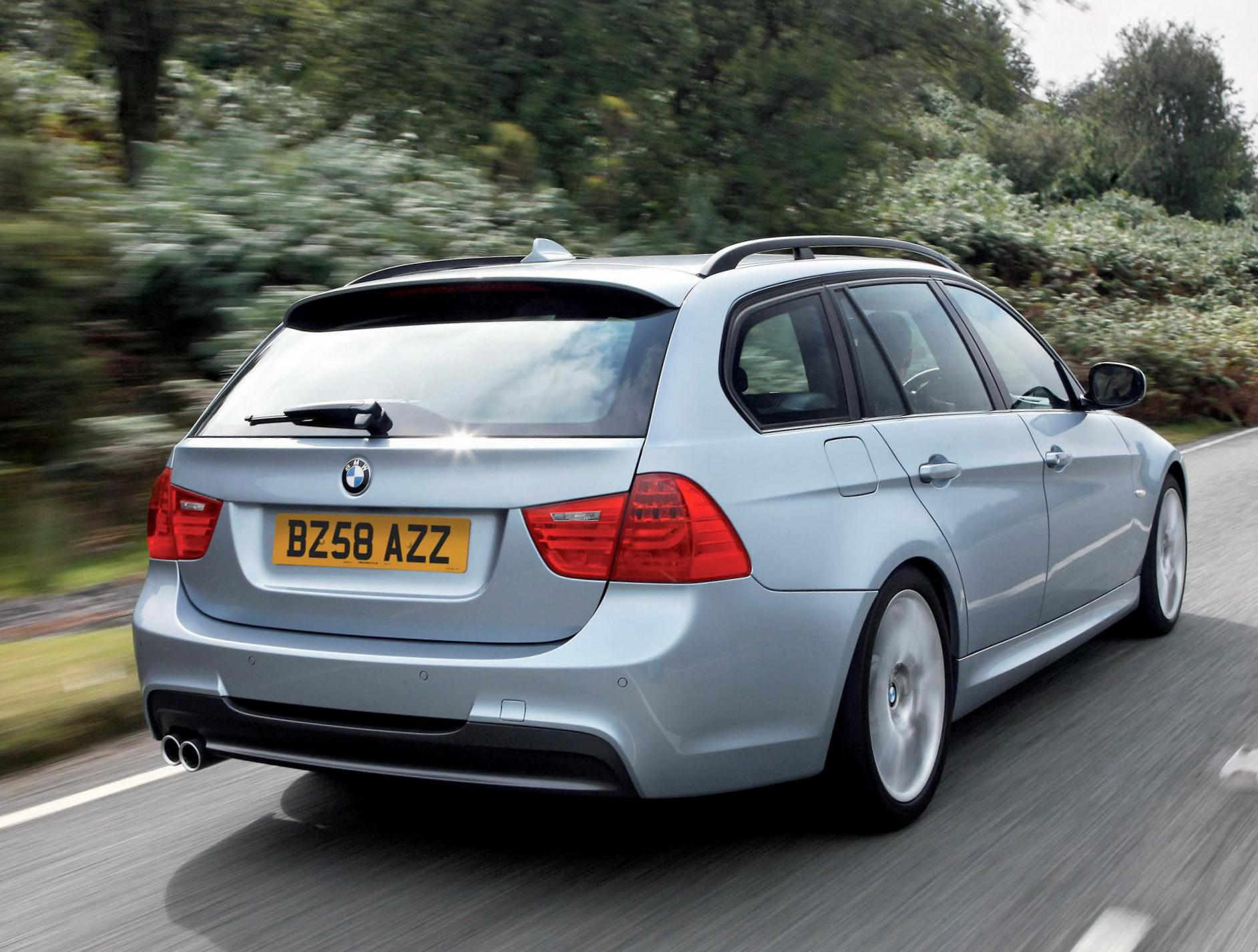 3 Series Touring (E91) BMW configuration 2012