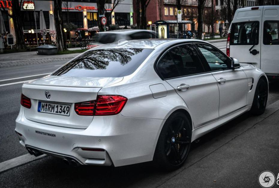 M3 Sedan (F80) BMW Characteristics wagon