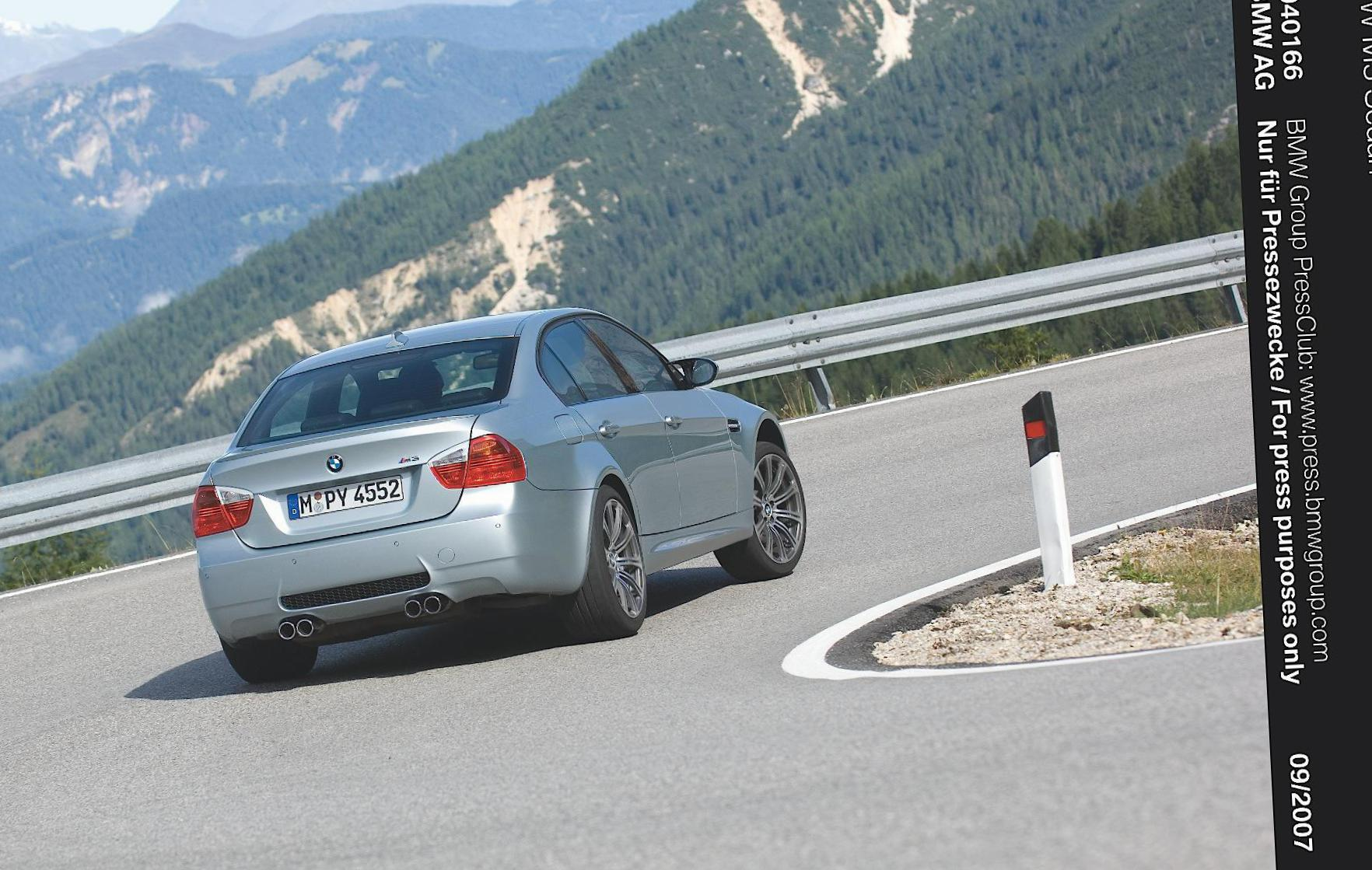 M3 Sedan (E90) BMW approved sedan