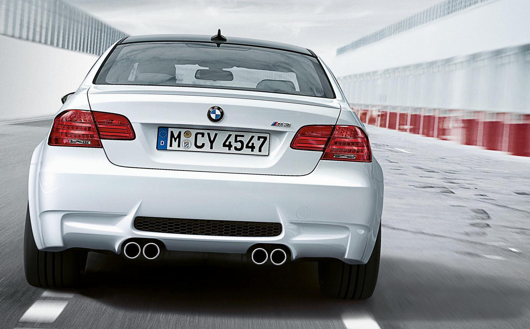 BMW M3 Coupe (E92) approved 2012