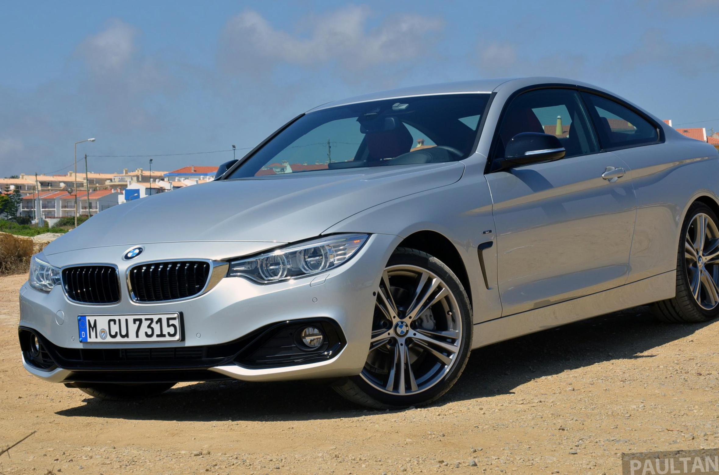 4 Series Coupe (F32) BMW models coupe