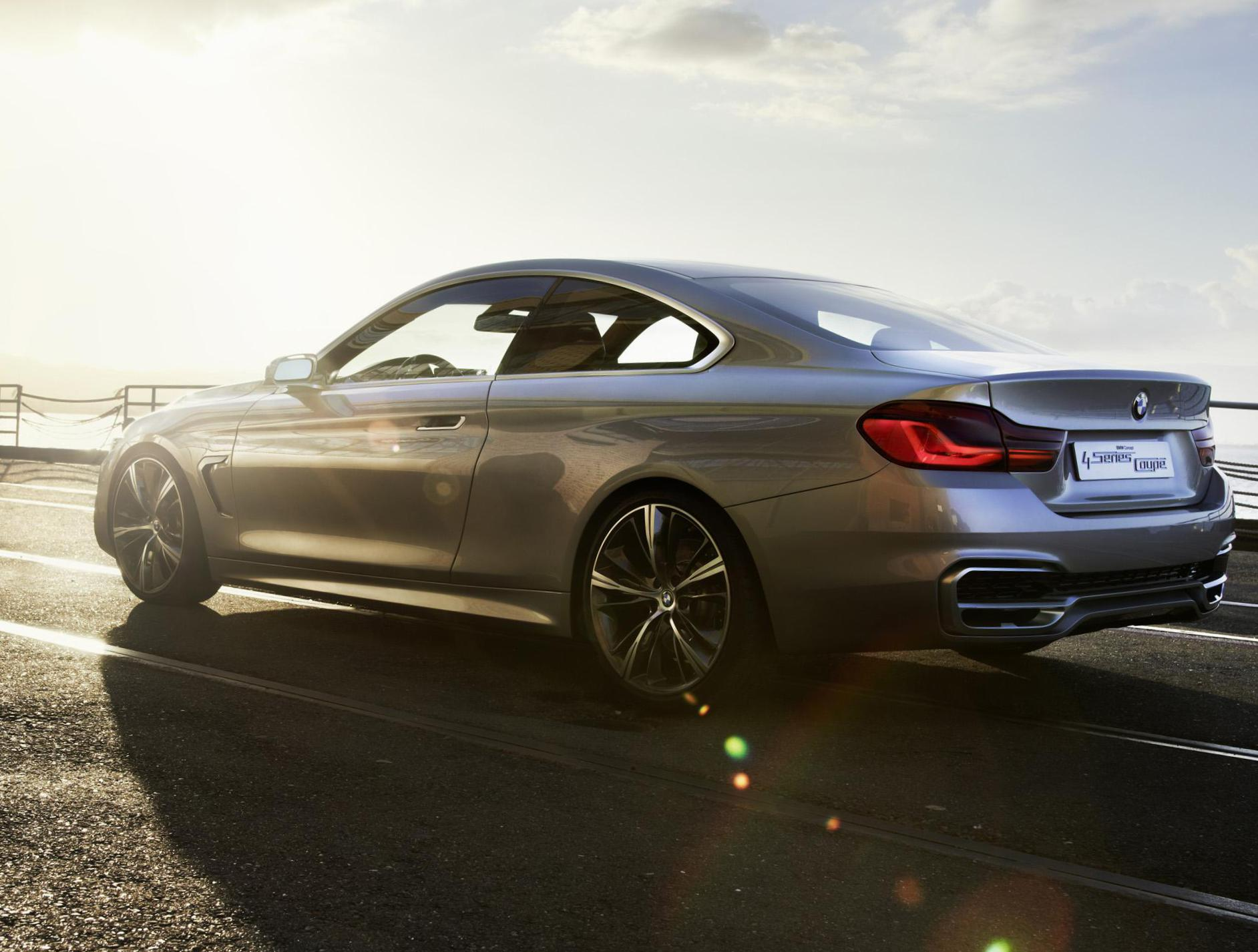 BMW 4 Series Coupe (F32) approved 2014
