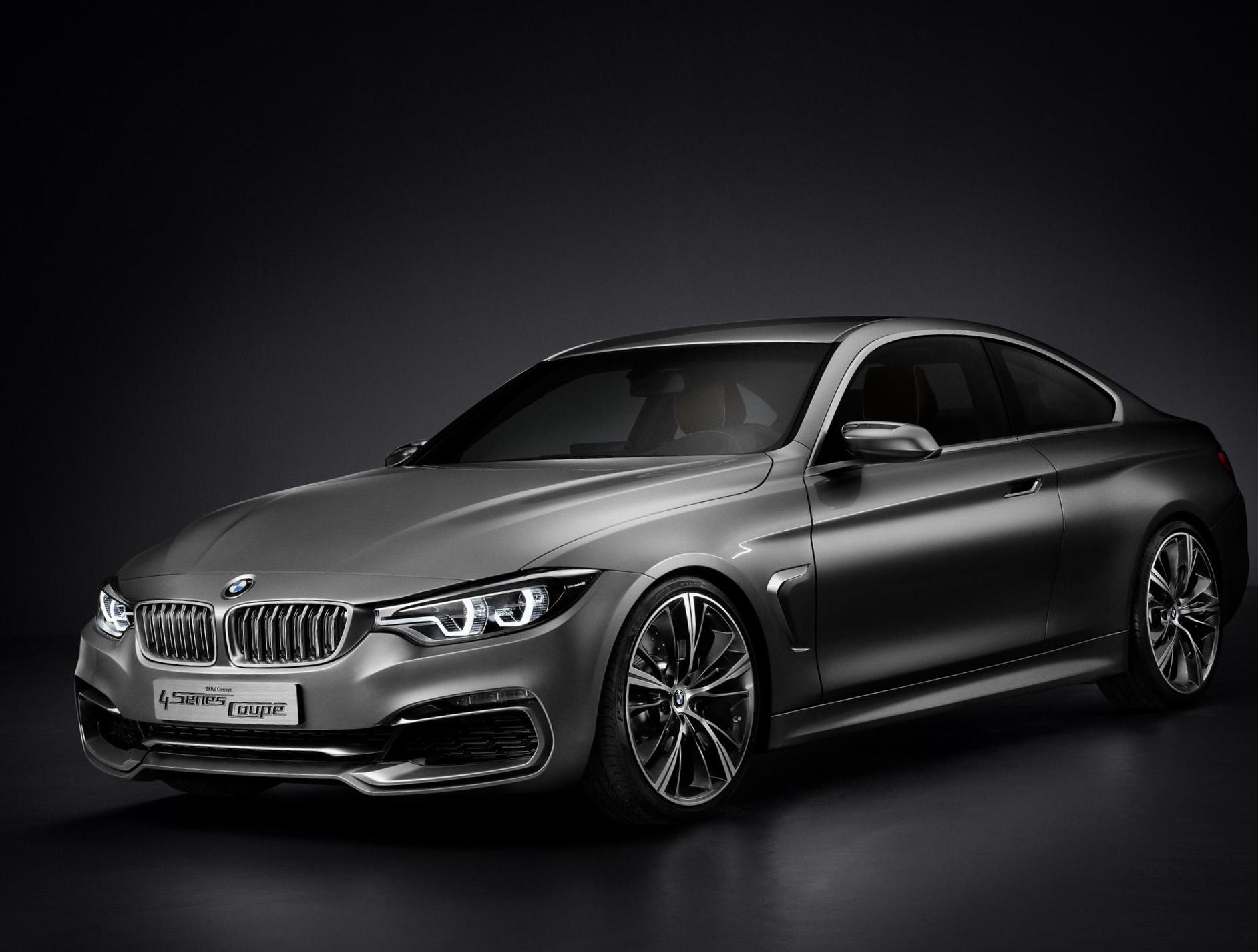 BMW 4 Series Coupe (F32) configuration 2012