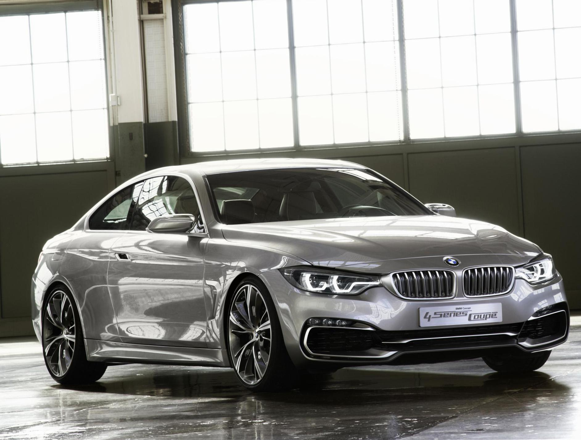 BMW 4 Series Coupe (F32) spec 2006