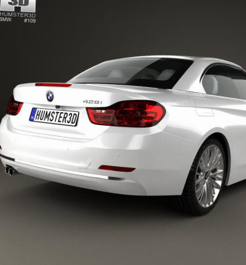 4 Series Convertible (F33) BMW model 2010
