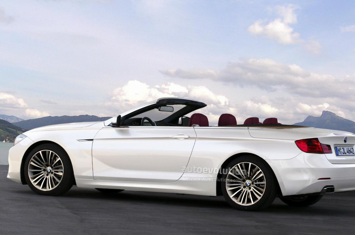 4 Series Convertible (F33) BMW new 2015