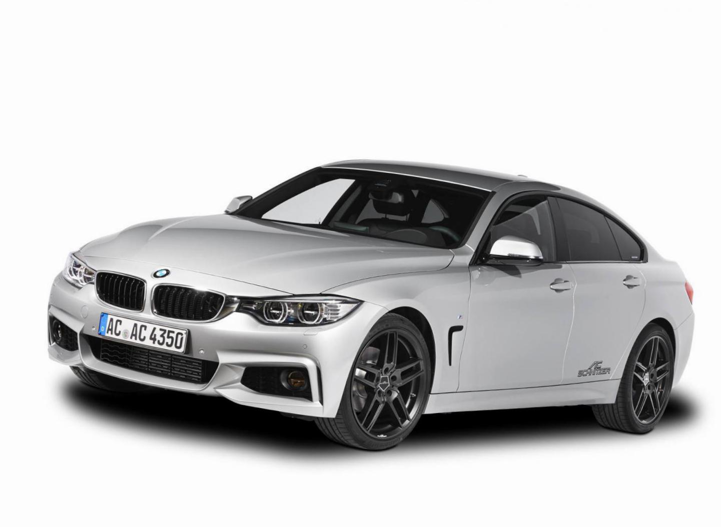 4 Series Gran Coupe (F36) BMW parts wagon