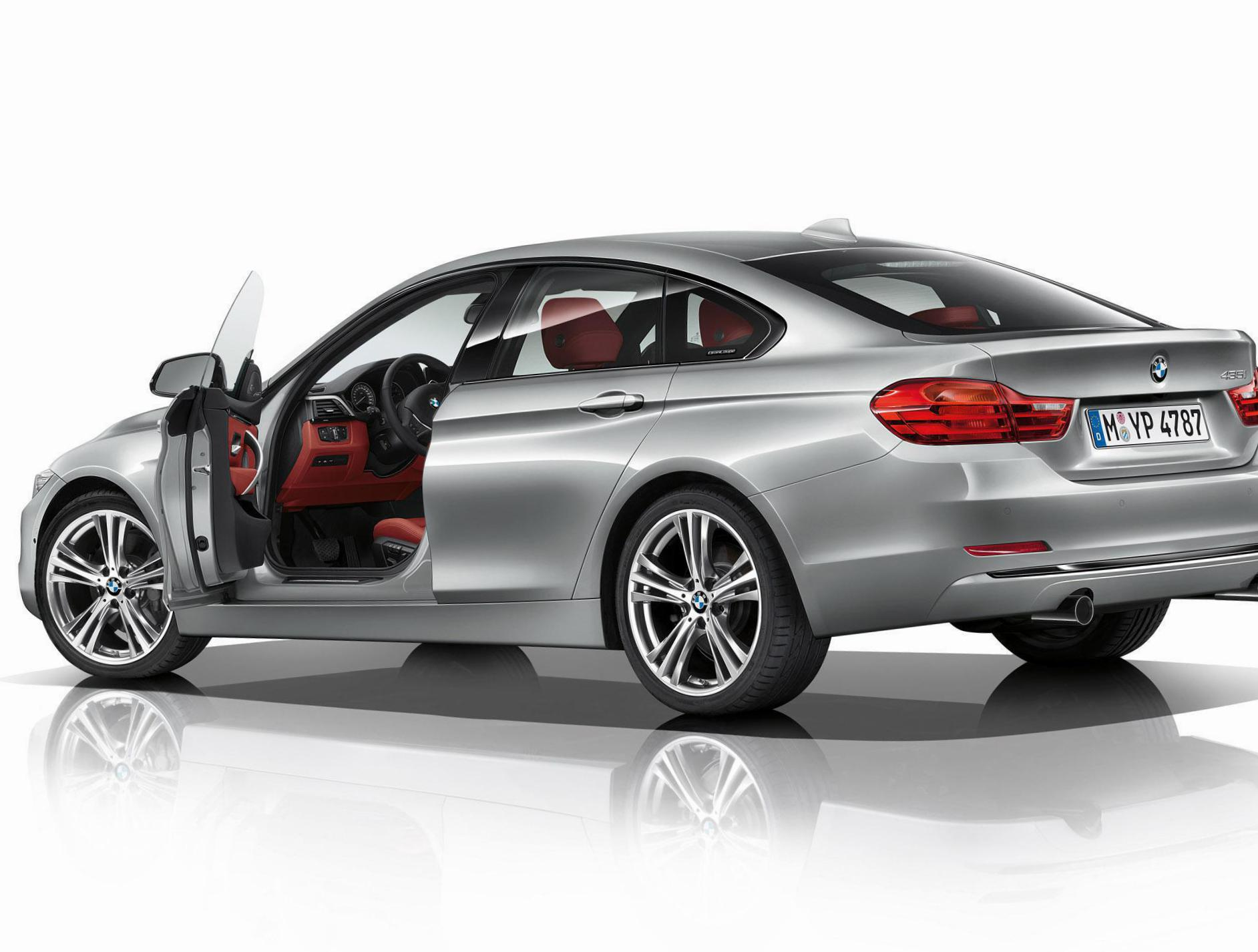 4 Series Gran Coupe (F36) BMW spec 2006