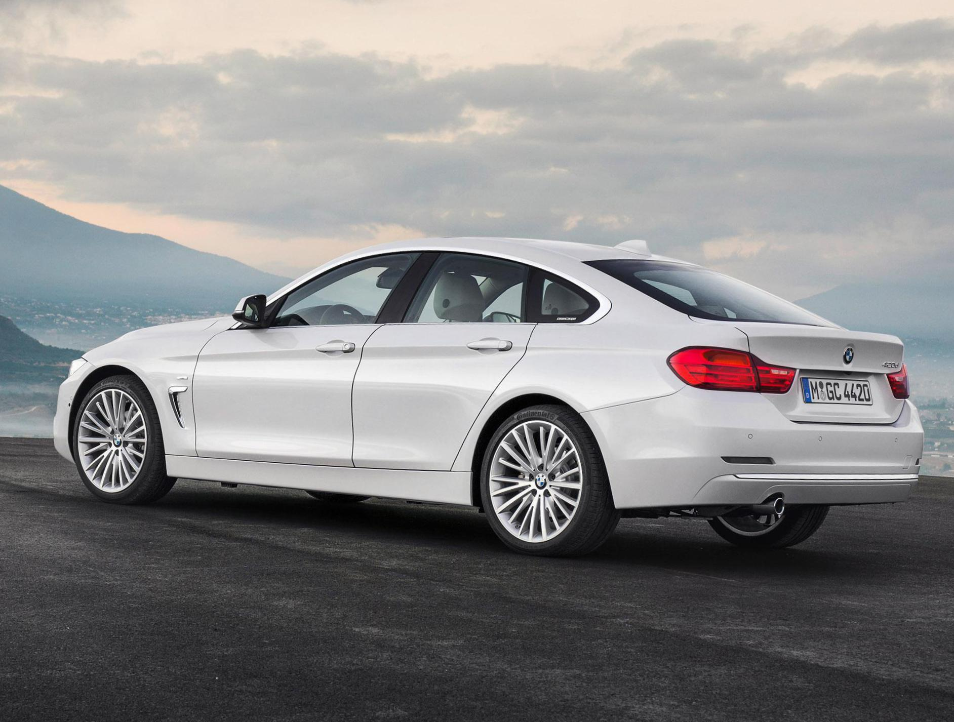 4 Series Gran Coupe (F36) BMW Specification 2014