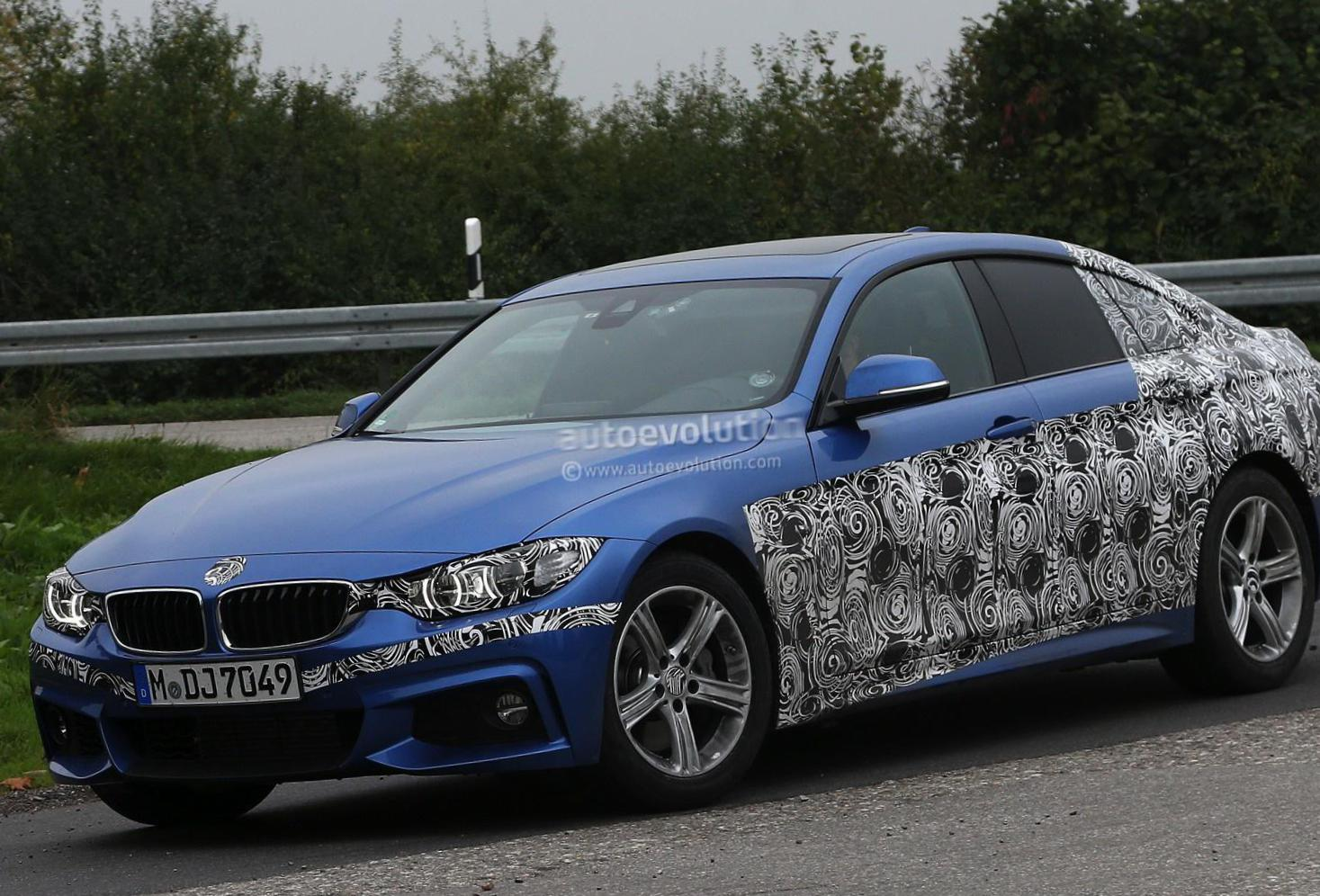 BMW 4 Series Gran Coupe (F36) model 2013