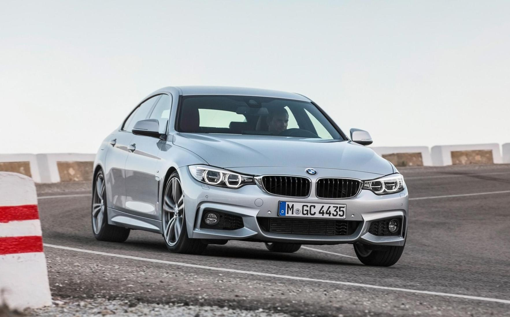 BMW 4 Series Gran Coupe (F36) usa 2012