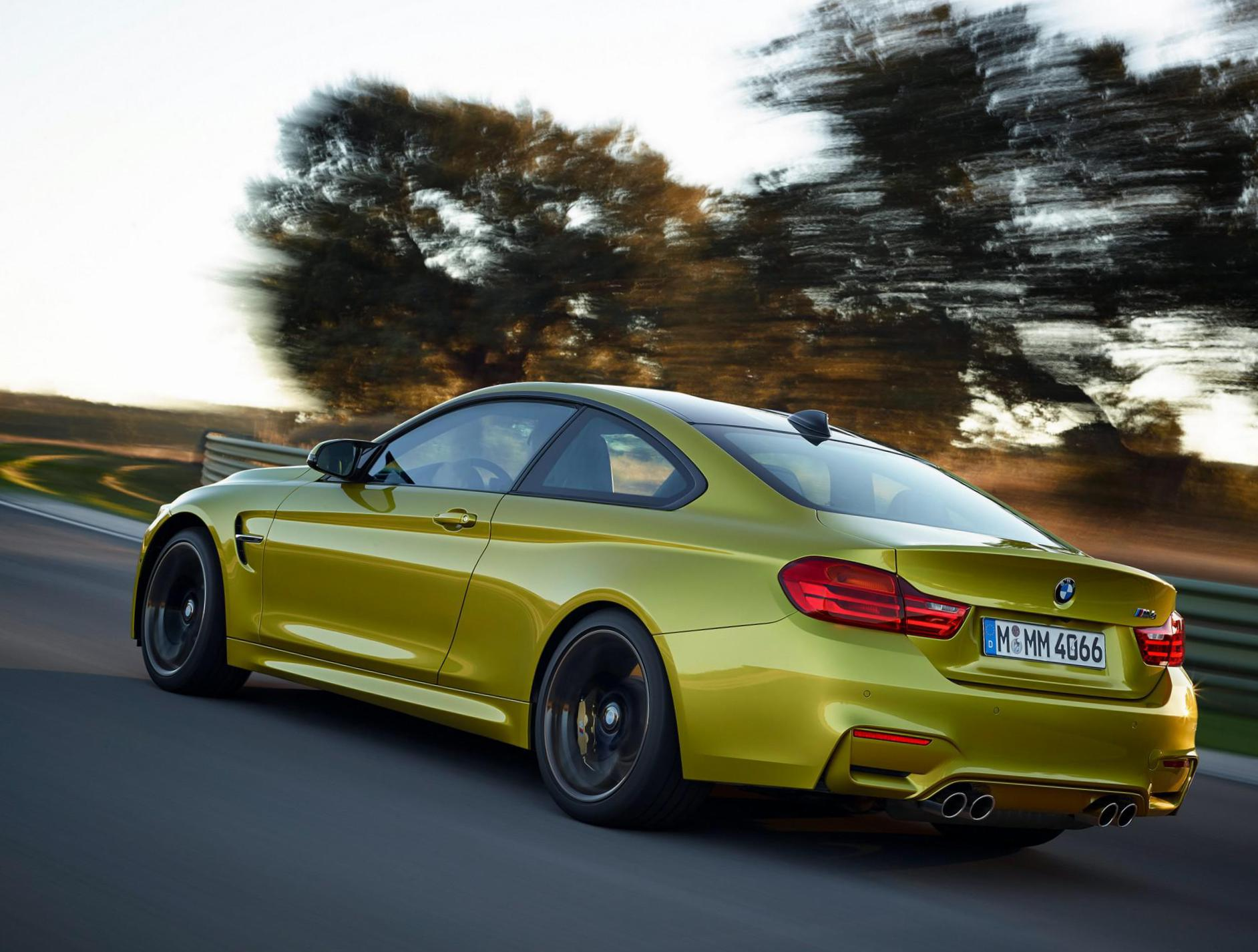 BMW M4 Coupe (F82) configuration 2006