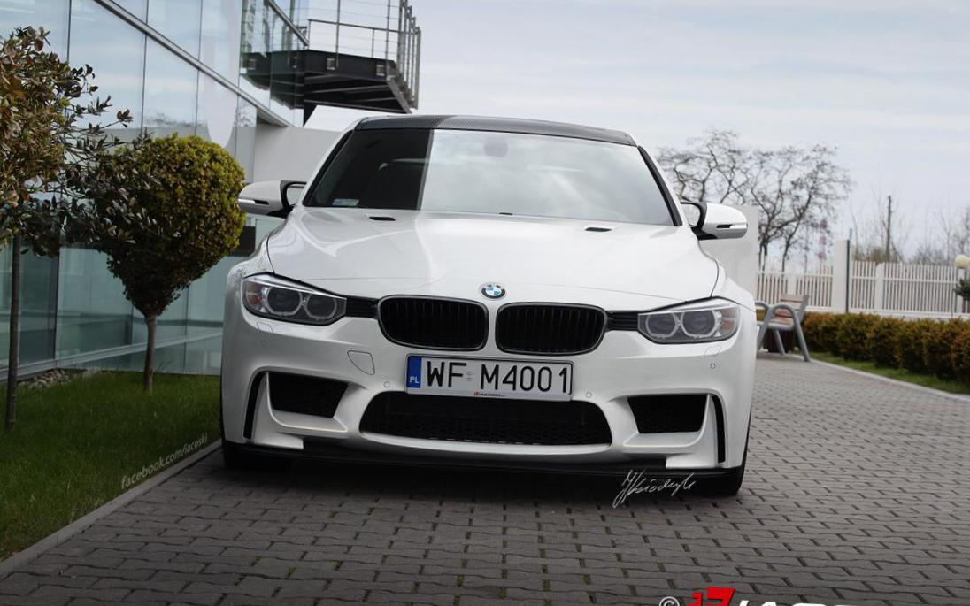 BMW M4 Coupe (F82) Specifications 2008