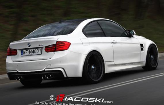 M4 Coupe (F82) BMW approved 2013