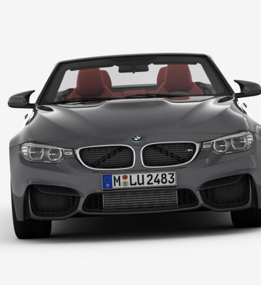 BMW M4 Convertible (F83) Specification suv