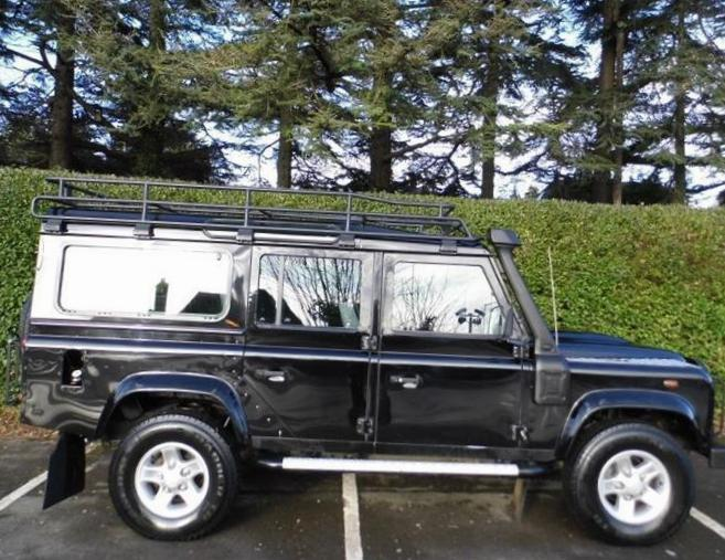 110 Station Wagon Land Rover configuration suv