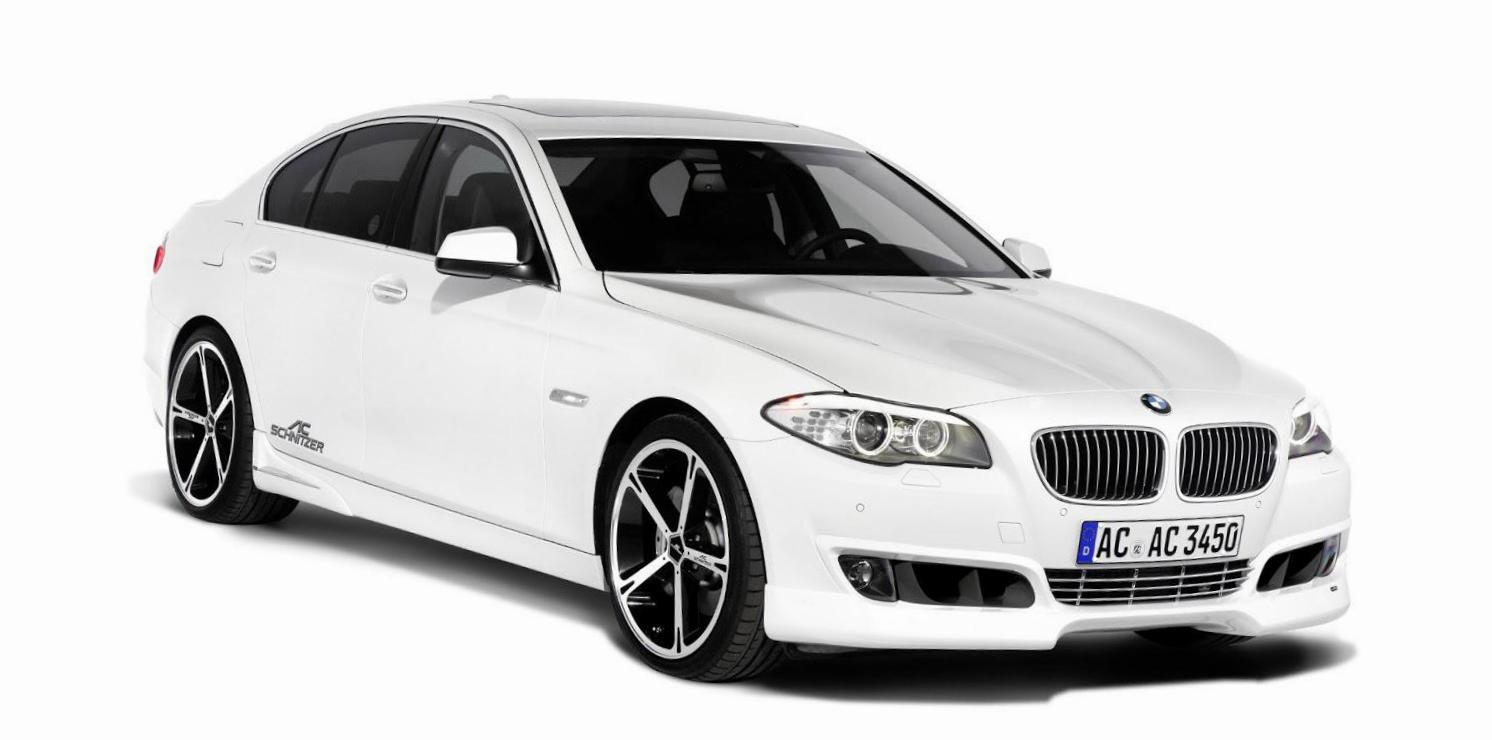 BMW 5 Series Sedan (F10) new liftback