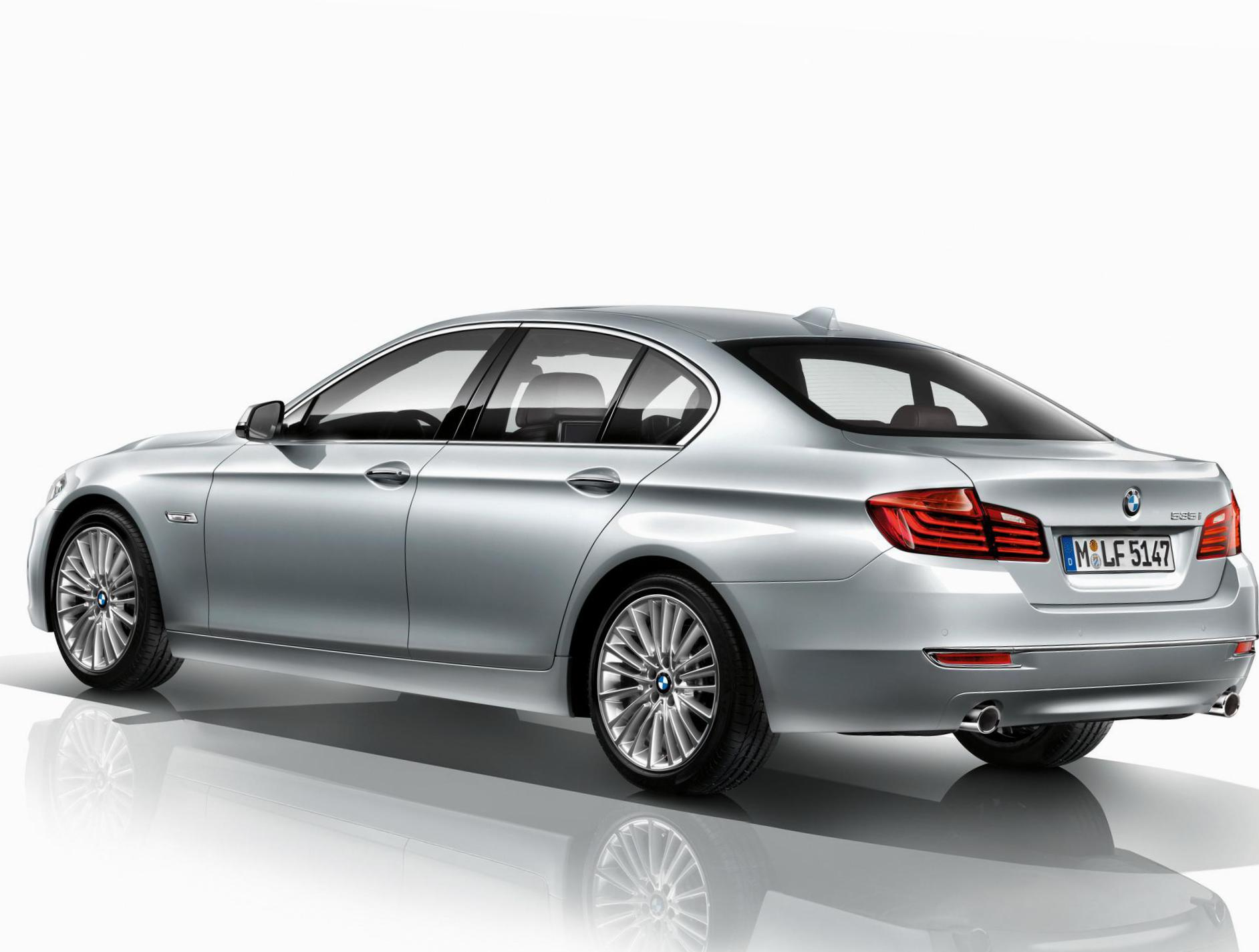 BMW 5 Series Sedan (F10) used hatchback