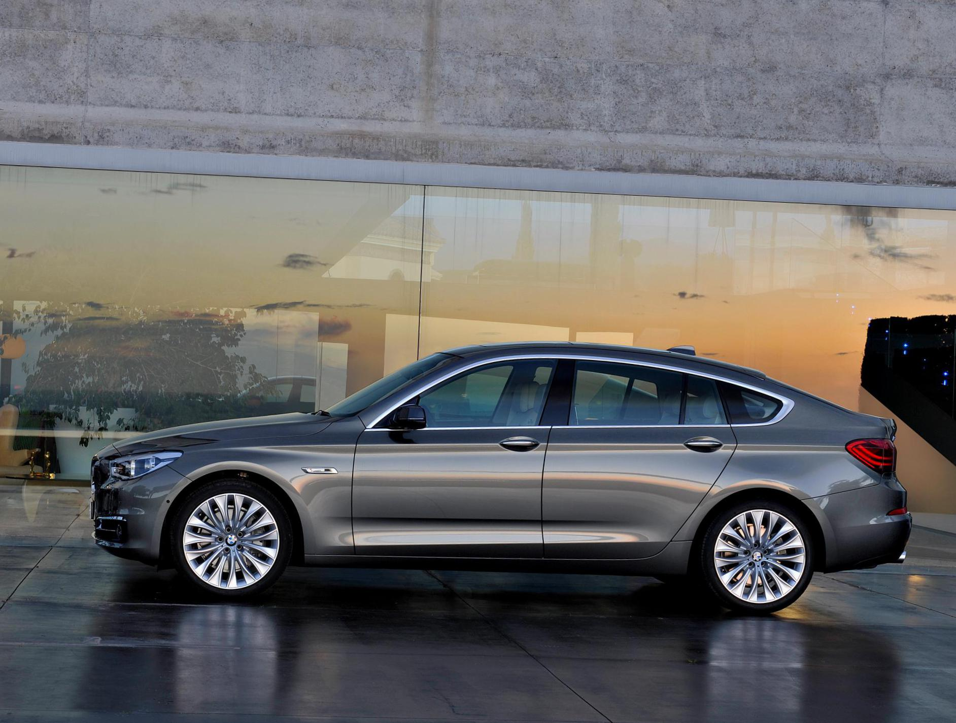 BMW 5 Series Gran Turismo (F07) цены универсал