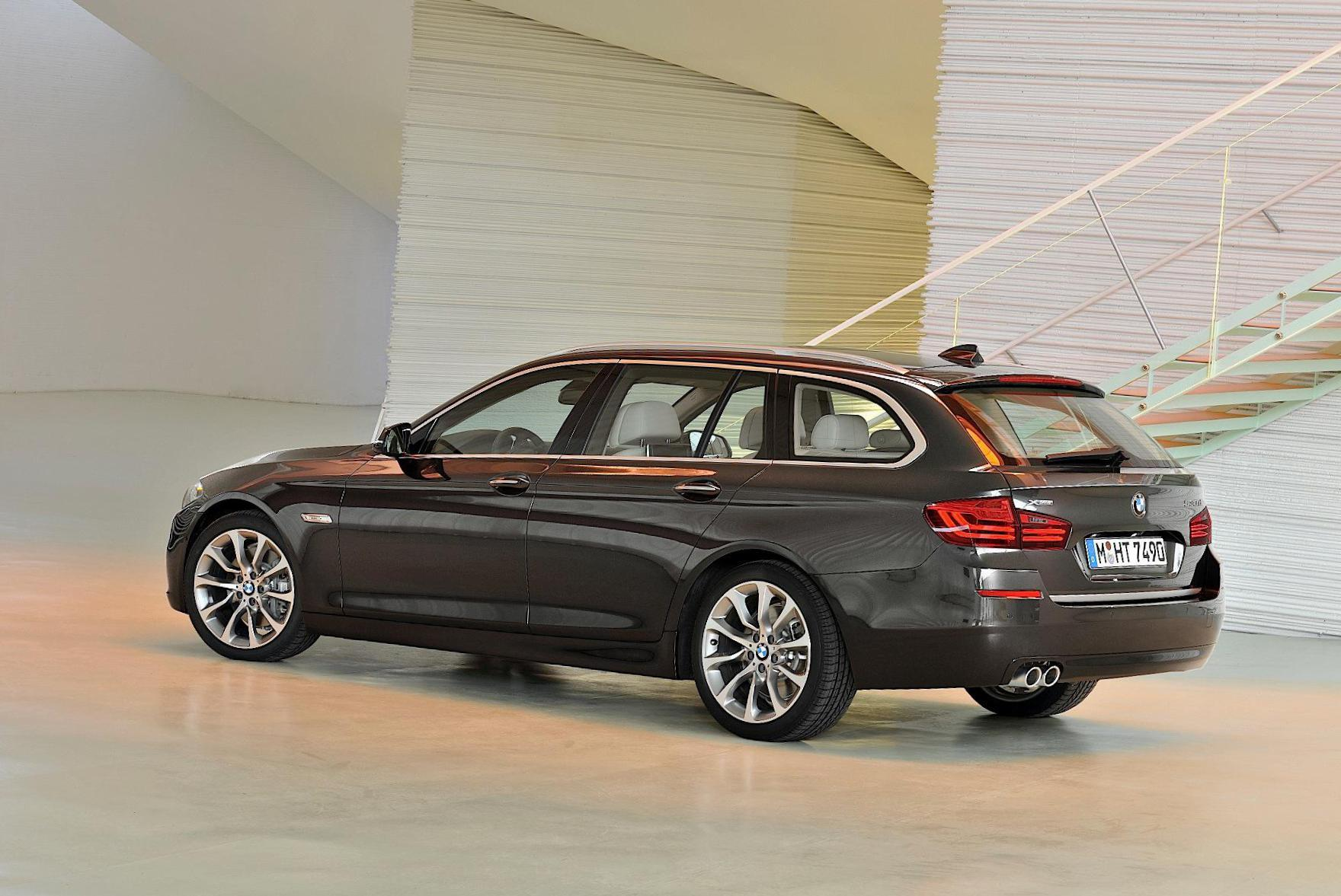 5 Series Touring (F11) BMW auto sedan