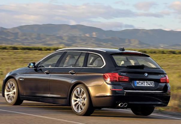 5 Series Touring (F11) BMW cost sedan