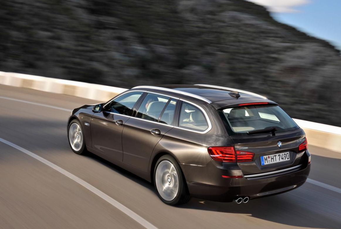 5 Series Touring (F11) BMW prices hatchback