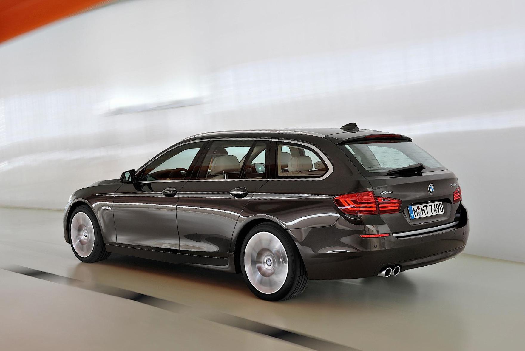 5 Series Touring (F11) BMW spec 2008
