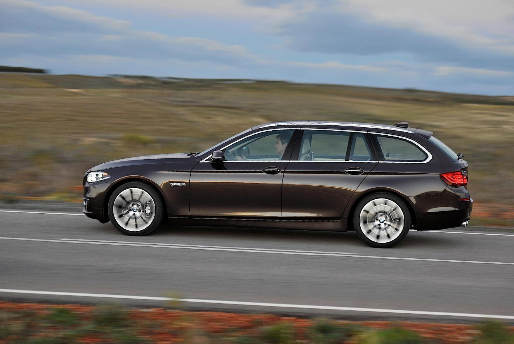 5 Series Touring (F11) BMW Specifications 2010