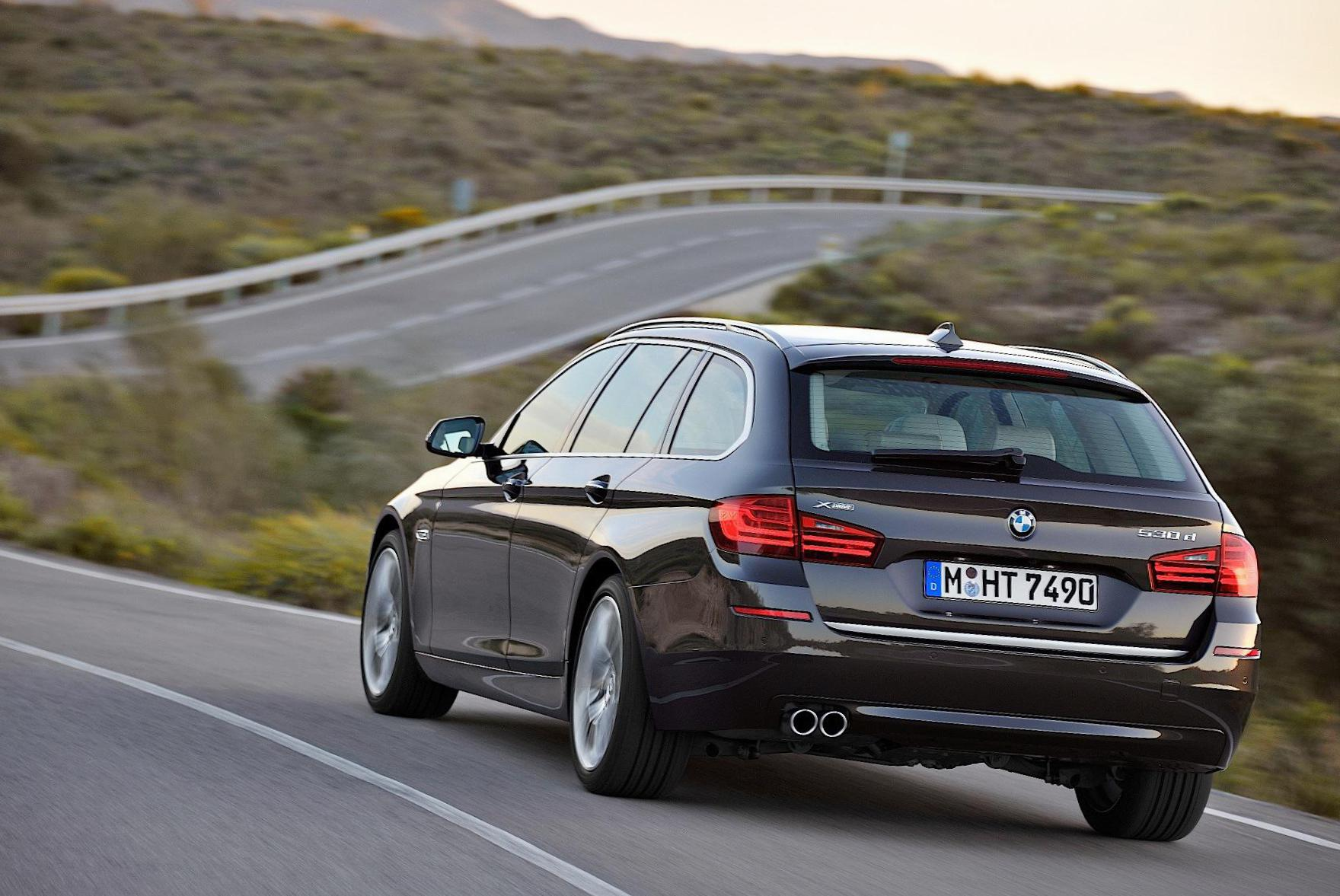5 Series Touring (F11) BMW specs suv