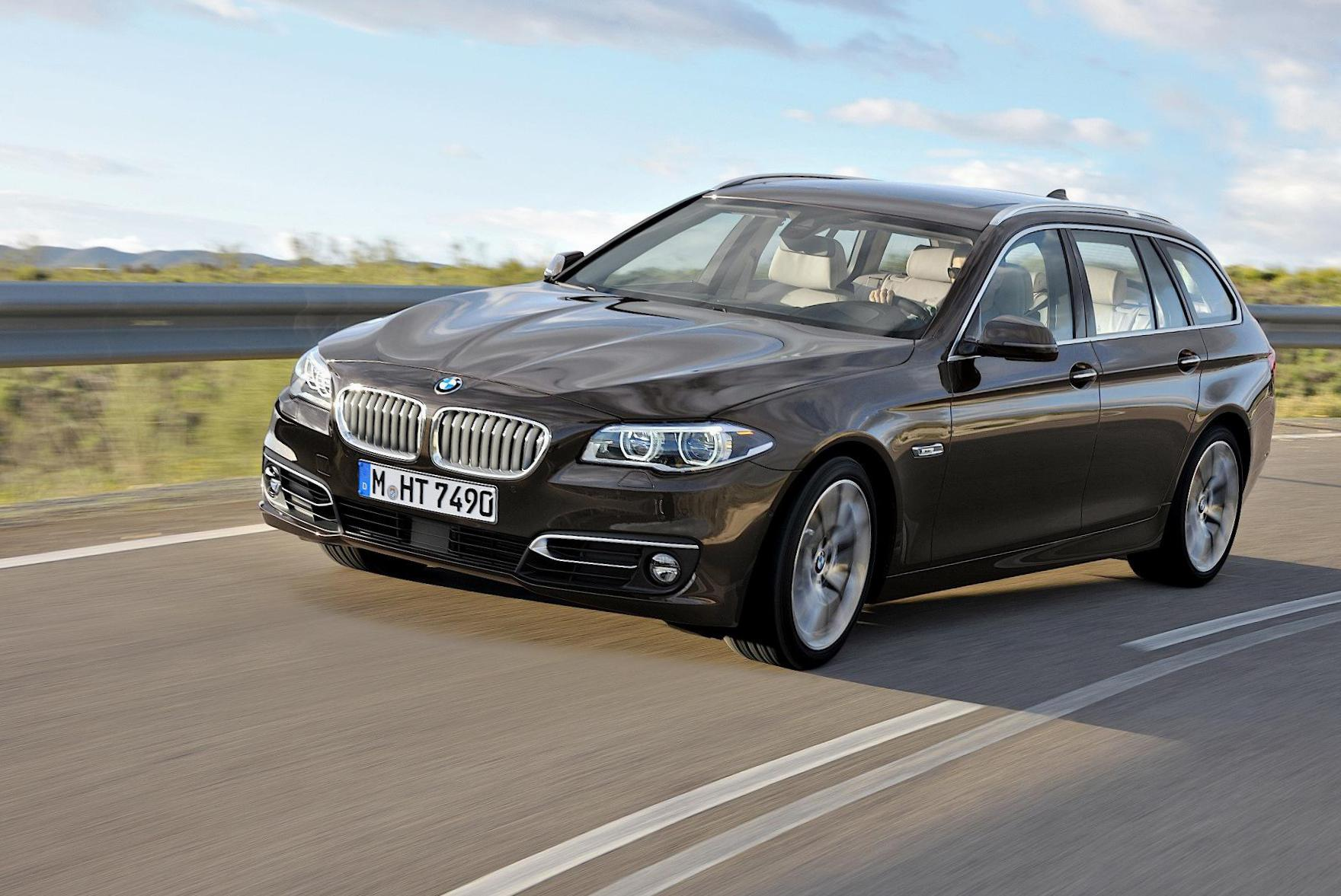 5 Series Touring (F11) BMW tuning 2009