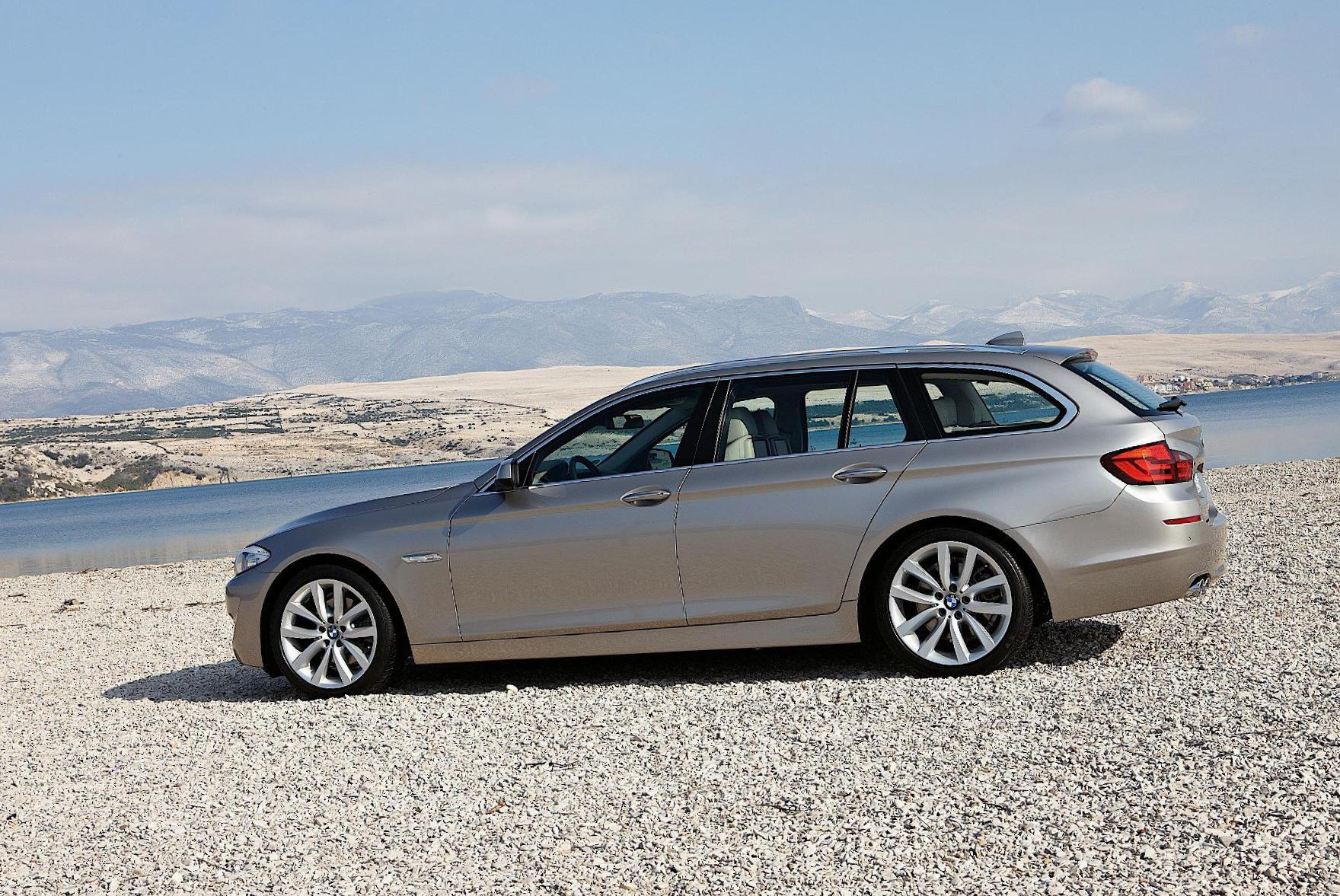 BMW 5 Series Touring (F11) for sale sedan