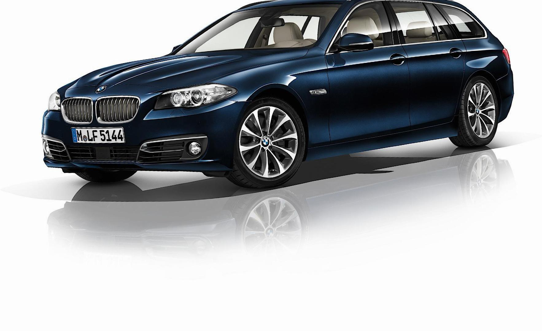 BMW 5 Series Touring (F11) used 2015