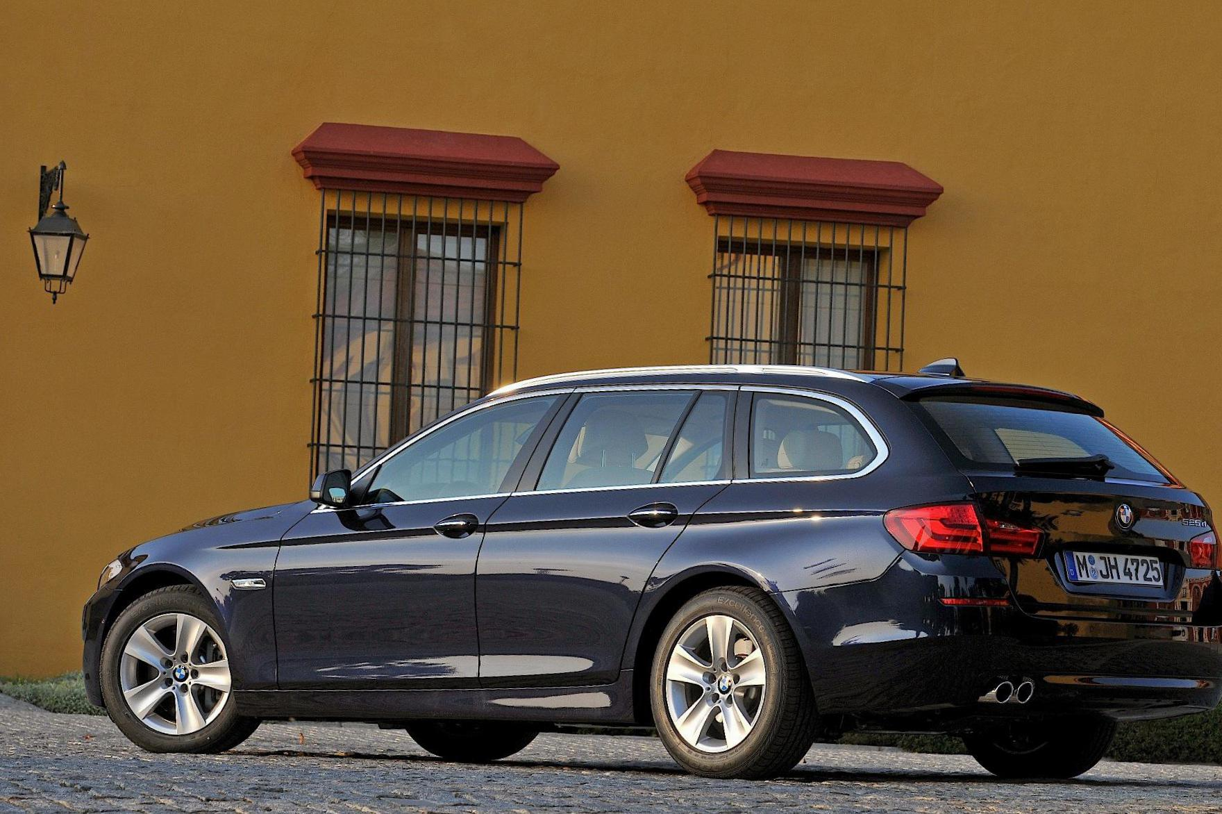 5 Series Touring (F11) BMW new 2008