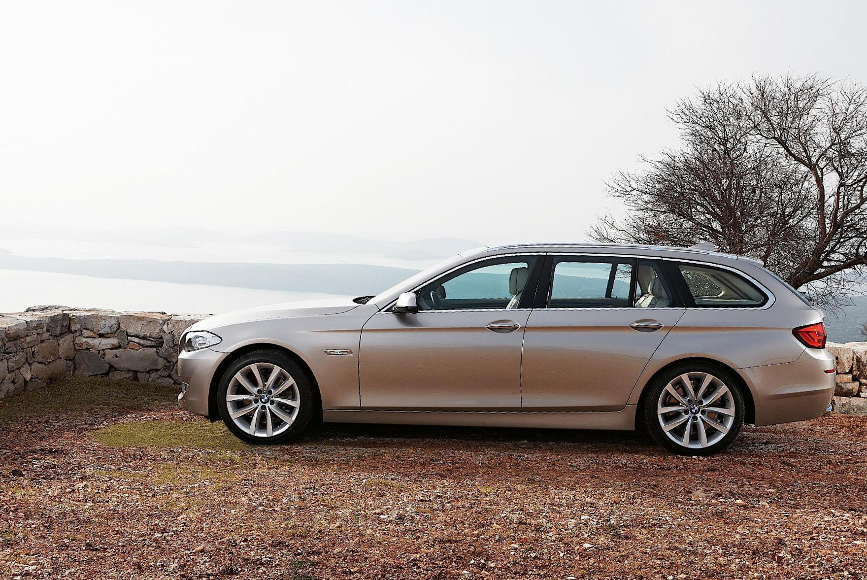 5 Series Touring (F11) BMW Specifications hatchback