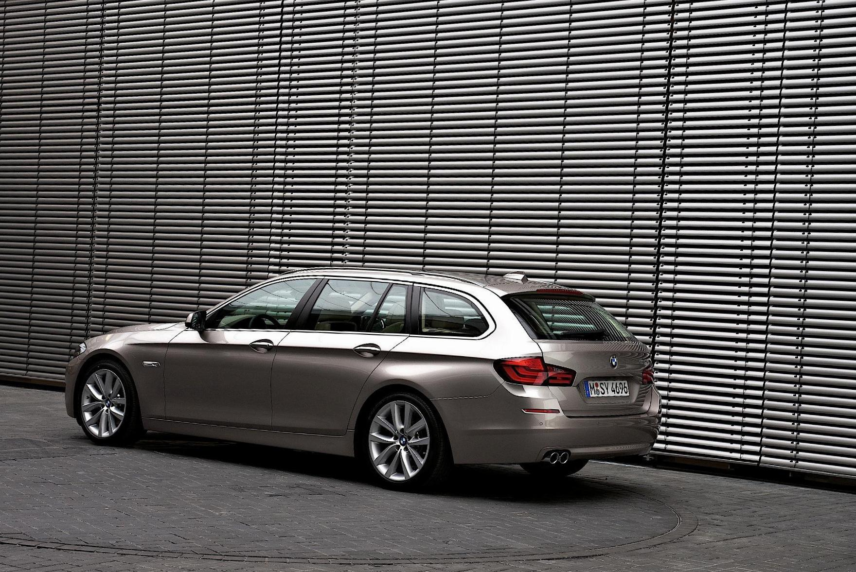 5 Series Touring (F11) BMW used 2007