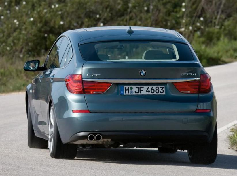 5 Series Gran Turismo (F07) BMW review 2010