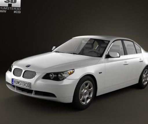 5 Series Sedan (E60) BMW spec 2006