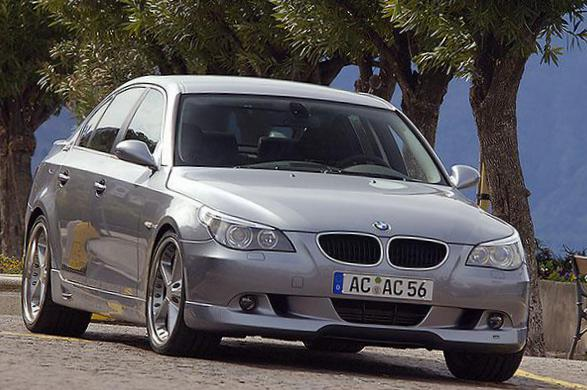 BMW 5 Series Sedan (E60) auto coupe