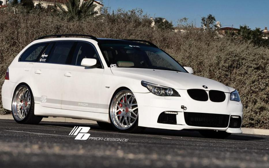 BMW 5 Series Touring (E61) Specifications 2011